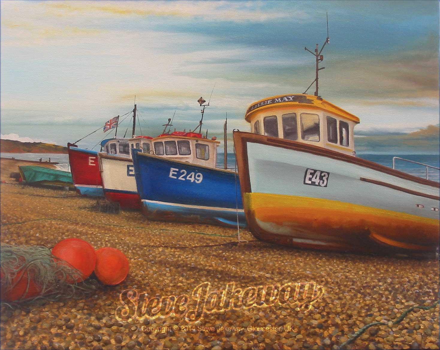 Boats-on-Beer-beach